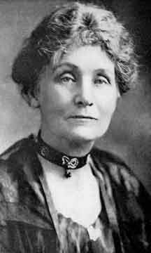 angry Pankhurst
