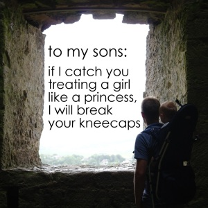 To my sons, on meginprogress.com